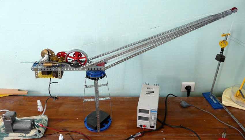 comment construire grue meccano