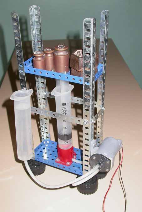 comment construire ascenseur miniature