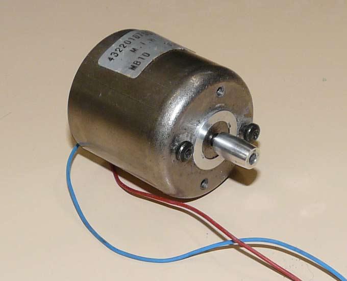 moteur electrique miniature